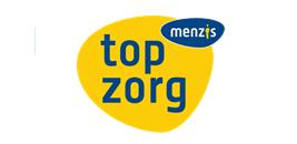 Logo Top Zorg Menzis